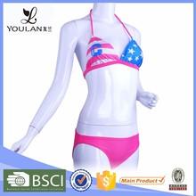 20 years Manufacturer Wide Style Mature Lady Fashion Japan Bikini Beachwear