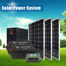 2015 New Taiwan Panel Manufacturers Solar Energy System