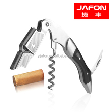 luxury wine opener wood corkscrew wine corkscrew Top Grade corkscrew with fine handmake KO413B