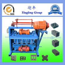 Best selling products QMJ4-40 concrete hollow block making machine price