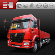 hohan Euro3 8x4 cargo truck/300hp/electric control EGR system