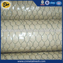 Anping galvanized hexagonal wire mesh