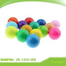 Wholesale cheap Two piece Golf range ball