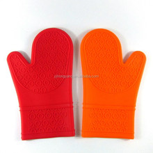 Антипригарным силиконовые перчатки руки и кремния перчатки для приготовления пищи