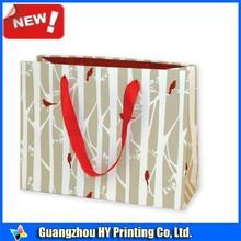 Custom Printed Paper Shoes Shopping Bag