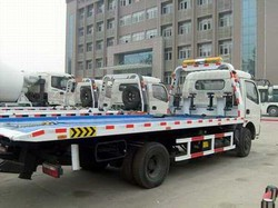 Dongfeng 4x2 tow wrecker truck dongfeng wrecker tow truck tow truck winch for sale