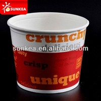 Custom printed Potato chip containers