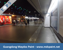 High Performance Paint! Maydos Lithium Base Anti Slipping Concrete Floor Sealer For Shopping Mall