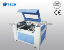 XJ 6040 High Tech laser engraving machine With CE,ISO,BV John