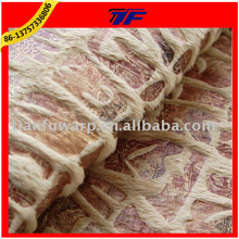 Embossed Micro Velboa Fabric Use For Sofa