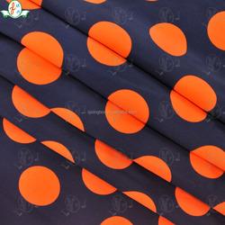 stripe/ polka dot design for lady swimwear fabric / swim suit