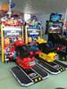 coin operated electric indoor arcade simulator Max TT arcade racing car game machine