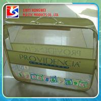 PVC Blanket Bag_Plastic Bag With Handle_PVC zipper bag