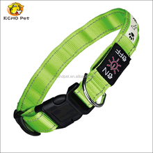 SGS audited factory Top quality LED flashing dog collars