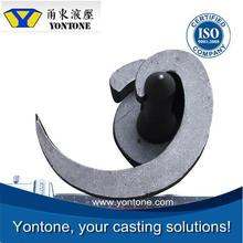 Yontone 33 Years Experience Plant T6 HT300 cast iron forge