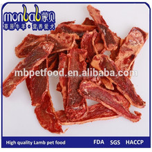 Inner Mongolia natural dog food dog products dry lamb jerky