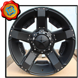 5 Hole and silver/black/chrome/white/Gray Finishing car alloy wheel112