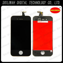 Alibaba China Supplier Mobile Phone Parts LCD Digitizer For Iphone 4/4s