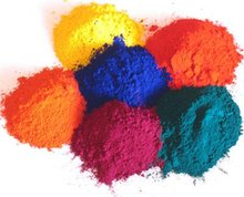 Pigment Iron Oxide Red/Yellow/Blue Powder Chemical Formula