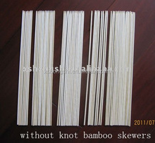 without knot bamboo skewers, automatic machines skewers