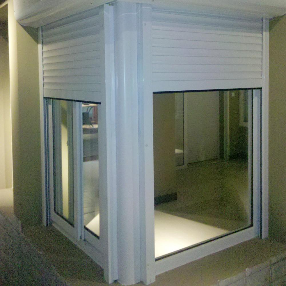 Outdoor Aluminium Window Security Roller Shutters Buy Security Roller Shutters Window Roller