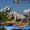 بلدي باركدينو-- فايبرجلاس النمر حيوان تمثال بالحجم الطبيعي