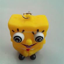 3D cartoon promotion activity of figure pvc toys