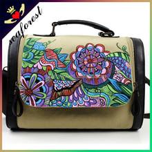 factory wholesale vintage canvas handbags women,canvas bags new product for 2015