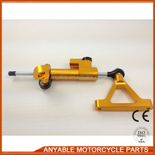High quality aluminium alloy top quality motorcycle steering damper