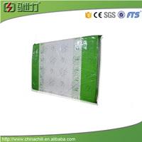pe packaging printing 3 color pe plastic film print logo