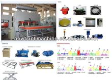 mdf pvc laminate machine