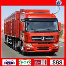 China 6x4 beiben camión tractor para la venta, benz tecnología