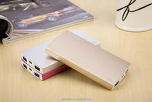 2015 new product 6000mah solar power bank for Iphone6