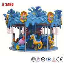Factory Directly Sale High Quality Christmas Ocean Carousel For Sale