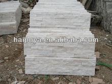 cuarcita blanca chapa de piedra