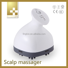 Fashion hair salon equipment 5 in 1 beauty care massager head massage