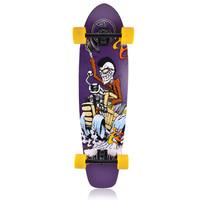 67-018 single rocker long cruiser brush street new skateboarding roller waveboard skateboard skate board longboard