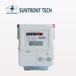 FQ Residential IC Card Aluminum Diaphram Gas Meter
