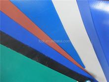 flame retardant PVC coated Tarp, high tensile PVC woven fabric, used tarpaulin