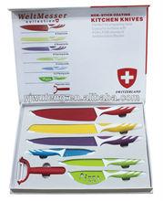 Hot Sale ,Switzerland Non-stick Coating Color Knife