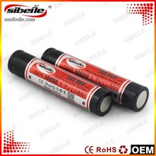 900mah Ego Vaporizer 3.7v li-ion Health Medical 14650 rechargeable batteries