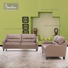 modern hotel furniture leather sofa set