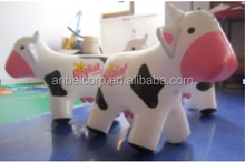ANBEL Party Inflatable Cow Blow Up Farm Yard Animal Novelty Child Kid Toy