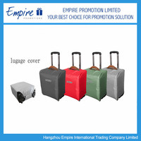 High Quality Logo printed protective cover luggage
