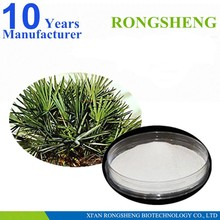 100% pure natural saw palmetto extract 45%