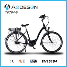 Hot selling electric city bike/electric bicycle Aodeson TF704-9 from china