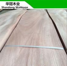 100mm Crown cut natural furniture wood veneer walnut wood veneer