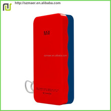 Perfect Couples 5000mAh+5000mAh Polymer Cell Core portable charger external battery