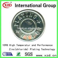 Chloride Zinc Plating copper plating additive/nickel softening agent/nickel-free coating