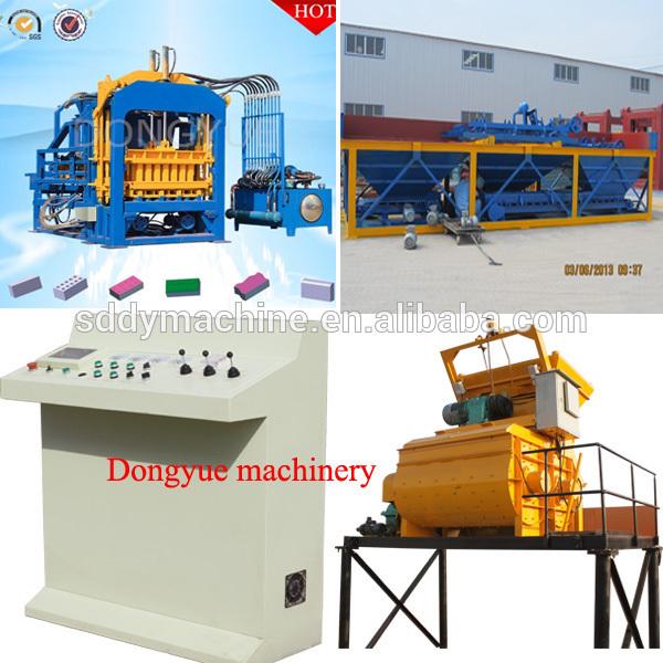 Presse hydraulique verrouillage machine brique de for Fabrication presse hydraulique maison